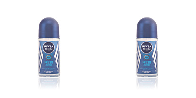 MEN FRESH ACTIVE  desodorante roll-on Nivea