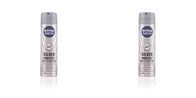 Nivea MEN SILVER PROTECT deo vaporizador 150 ml