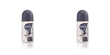 MEN BLACK & WHITE INVISIBLE desodorante roll-on Nivea