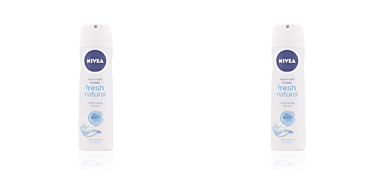 Nivea FRESH NATURAL deo vaporizador 150 ml