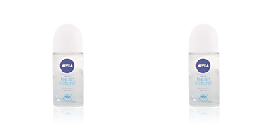Deodorant FRESH NATURAL anti-perspirant roll-on Nivea
