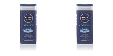 Nivea MEN COOL KICK gel de ducha 250 ml