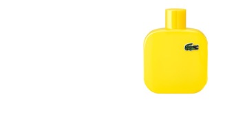 EAU DE LACOSTE L.12.12 JAUNE eau de toilette vaporizador 100 ml Lacoste