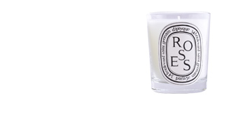 Diptyque SCENTED CANDLE rose perfume