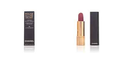ROUGE ALLURE VELVET #38-la fascinante Chanel