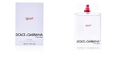 THE ONE FOR MEN SPORT eau de toilette vaporizador Dolce & Gabbana