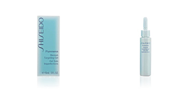 PURENESS blemish targeting gel 15 ml Shiseido