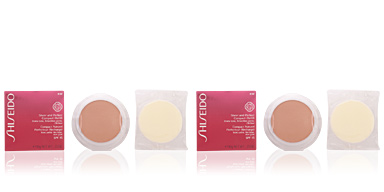 SHEER & PERFECT compact foundation recarga Shiseido
