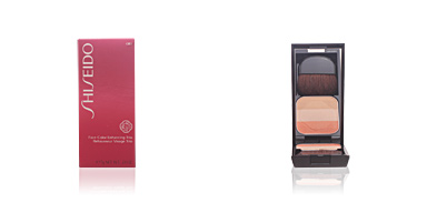 Shiseido FACE COLOR enhancing trio #OR1-peach 7 gr