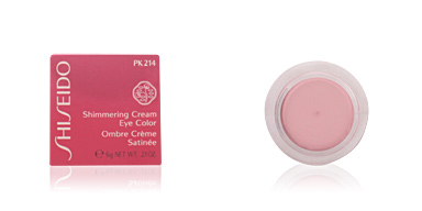 Shiseido SHIMMERING CREAM eye color #PK214-pale shell 6 gr