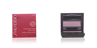 Lidschatten LUMINIZING SATIN eye color Shiseido