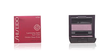 Ombre à paupières LUMINIZING SATIN eye color Shiseido
