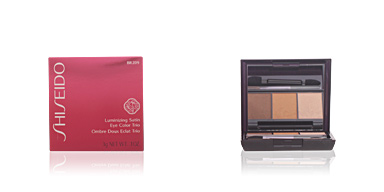 Shiseido LUMINIZING SATIN eye color trio #BR209-voyage 3 gr