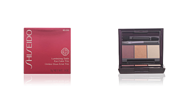 Eye shadow LUMINIZING SATIN eye color trio Shiseido