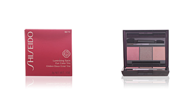 LUMINIZING SATIN eye color trio Shiseido