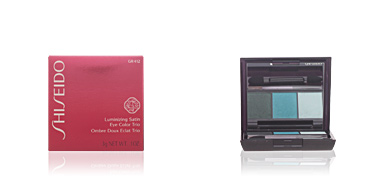 Shiseido LUMINIZING SATIN eye color trio #GR412-lido 3 gr