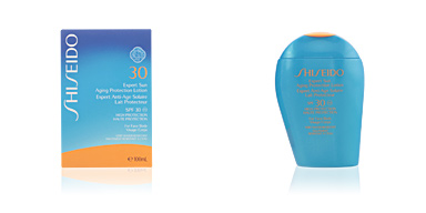 Shiseido EXPERT SUN aging protection lotion plus SPF30 100 ml