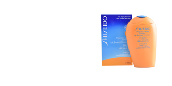 Korporal SUN protective tanning emulsion SPF10 Shiseido