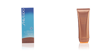 BRILLIANT BRONZE self-tanning emulsion face/body Shiseido