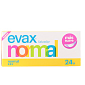 Evax COTTONLIKE salva slip normal 24 unidades