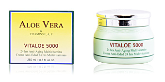 VITALOE 5000 24 hrs anti-aging multivitamins Canarias Cosmetics