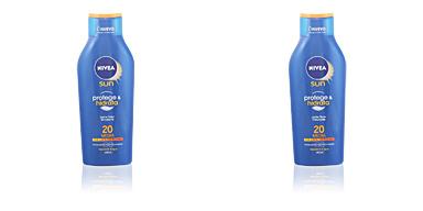 SUN PROTEGE&HIDRATA leche SPF20 Nivea