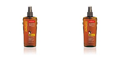 Babaria SOLAR ACEITE SECO COCO vaporisateur SPF20 200 ml