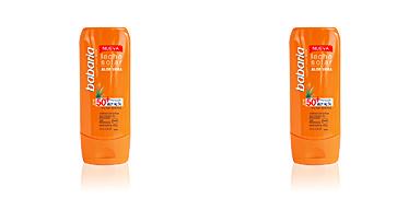 Body SOLAR ALOE VERA leche SPF50+ Babaria