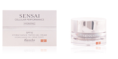 Kanebo SENSAI CELLULAR PERFORMANCE hydrachange tinted gel #02 40 ml