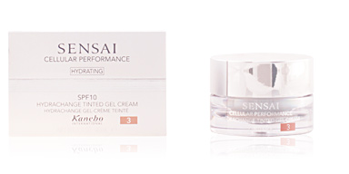 Kanebo SENSAI CELLULAR PERFORMANCE hydrachange tinted gel #03 40 ml