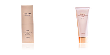 SENSAI SILKY BRONZE sun protective emulsion for body SPF20 Kanebo