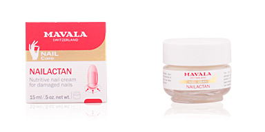 Traitements manucure // pédicure NAILACTAN nutritive nail cream Mavala