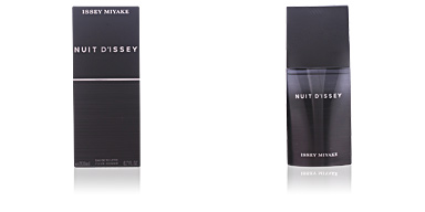 Issey Miyake NUIT D'ISSEY edt vaporizador 200 ml
