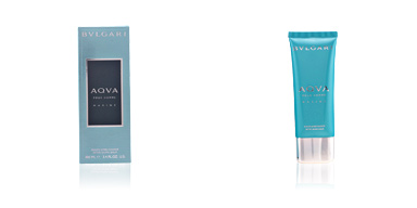After Shave AQVA HOMME MARINE after-shave balm Bvlgari
