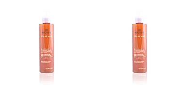 Make-up Entferner RÊVE DE MIEL gel nettoyant et démaquillant Nuxe