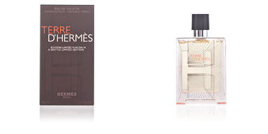 TERRE D'HERMES edt spray limited edition 100 ml