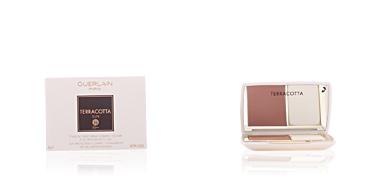 TERRACOTTA SUN fond de teint crème compact SPF20 #bronze 8gr Guerlain