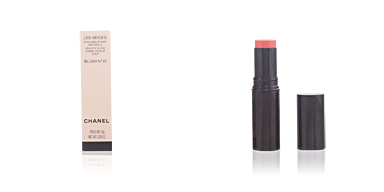 LES BEIGES stick blush #22-coral Chanel