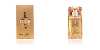 Paco Rabanne 1 MILLION COLOGNE edc vaporizador 75 ml