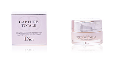 Dark circles, eye bags & under eyes cream CAPTURE TOTALE multi-perfection eye treatment Dior