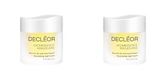 Face moisturizer AROMESSENCE MARJOLAINE baume de nuit nourrissant Decléor