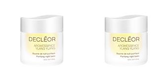 Face moisturizer AROMESSENCE YLANG-YLANG baume de nuit purifiant Decléor