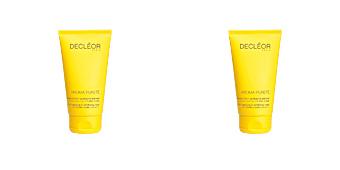 Masque pour le visage AROMA PURETÉ masque 2 en 1 purifiant & exfoliant Decléor