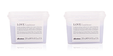 ESSENTIAL love smoothing conditioner Davines