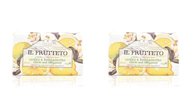 IL FRUTTETO #citron & bergamot Nesti Dante