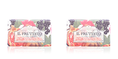 Hand soap IL FRUTTETO #pomegranate & blackcurrant Nesti Dante