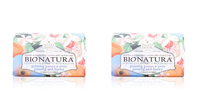 Jabón perfumado BIO NATURA #ginseng & barley Nesti Dante