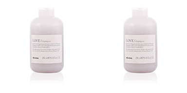 ESSENTIAL love smoothing shampoo Davines