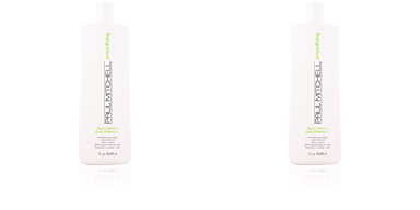 Champôs SMOOTHING super skinny daily shampoo Paul Mitchell