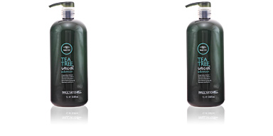 Shampoo brilho TEA TREE SPECIAL shampoo Paul Mitchell